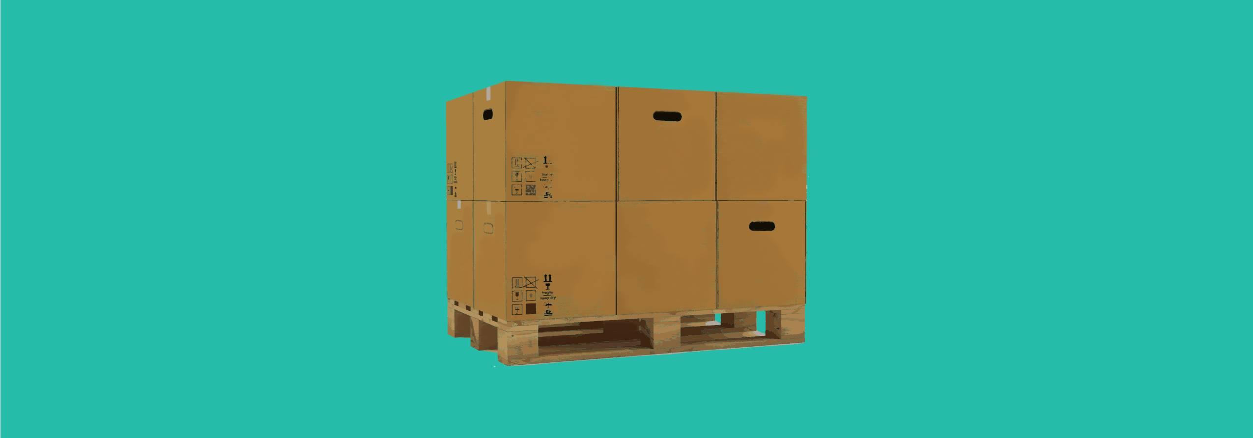422 Storage packing supplies