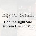 Small storage unit Palmyra PA
